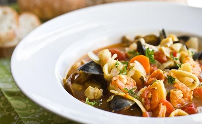 ẩm thực Marseille