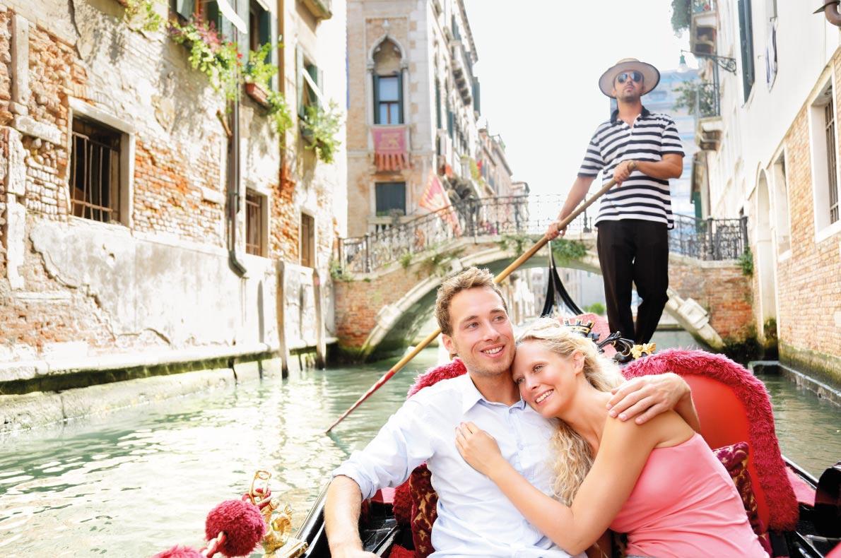 Gondola - Venice,Nước ý