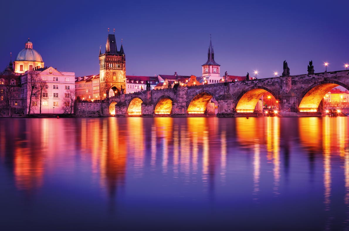 Cầu Charles ở Prague,Cộng hòa Séc