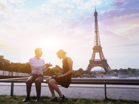10 địa điểm tuyệt nhất để chụp ảnh cưới ở Châu Âu
