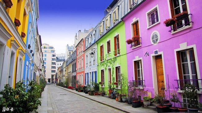 10 con phố cho chuyến du lịch Châu Âu của bạn