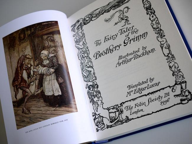 du lịch Đức - truyện cổ Grimm