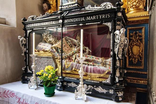 du lịch Munich - nhà thờ St. Peter