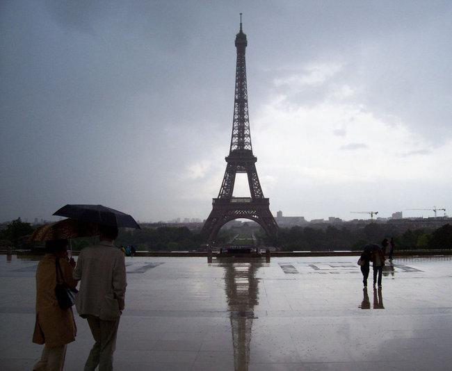 Bạn nên làm gì khi trời mưa trong chuyến du lịch Paris của mình?