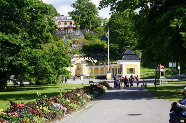 du lịch Stockholm - Bảo tàng Skansen