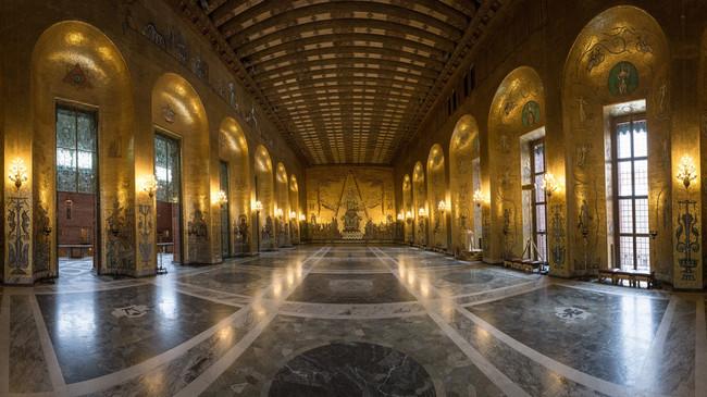 du lịch Stockholm - tòa thị chính