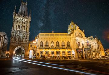 địa điểm du lịch Prague - ảnh đại diện
