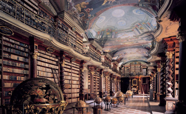 địa điểm du lịch Prague - Klementinum