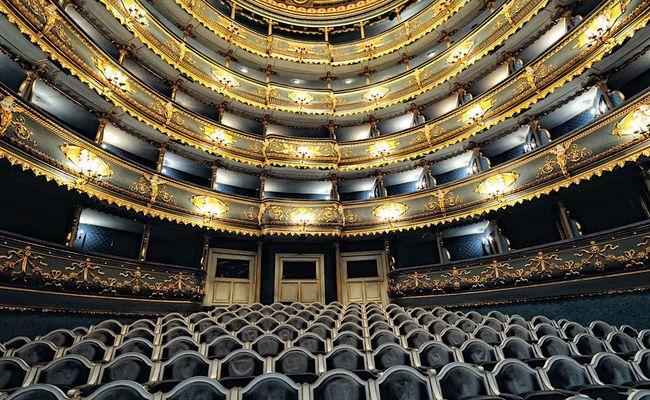 địa điểm du lịch Prague - nhà hát Estates