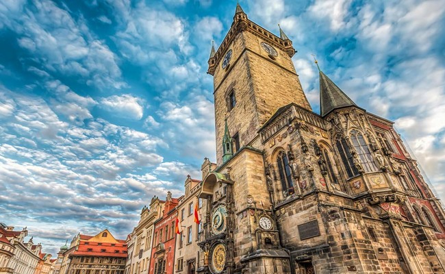 địa điểm du lịch Prague - Tòa thị chính