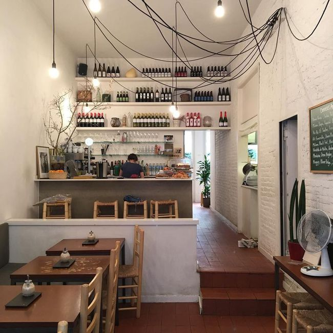 du lịch Barcelona -  Mama's Cafe BCN