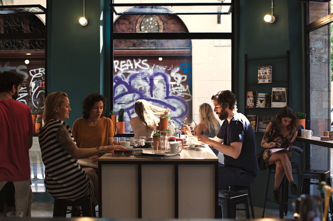 du lịch Barcelona - Satan's Coffee Corner