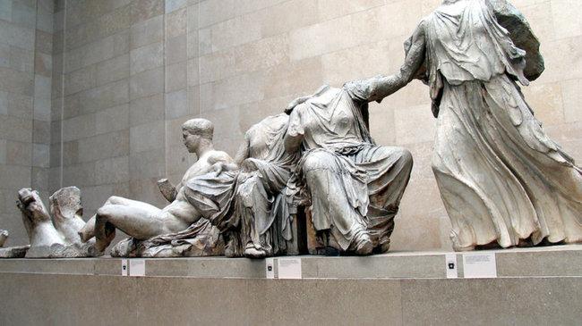 du lịch London - Bảo tàng British