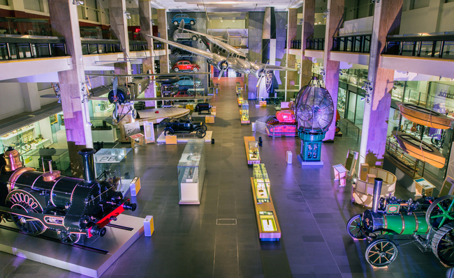 du lịch London - Bảo Tàng Khoa Học