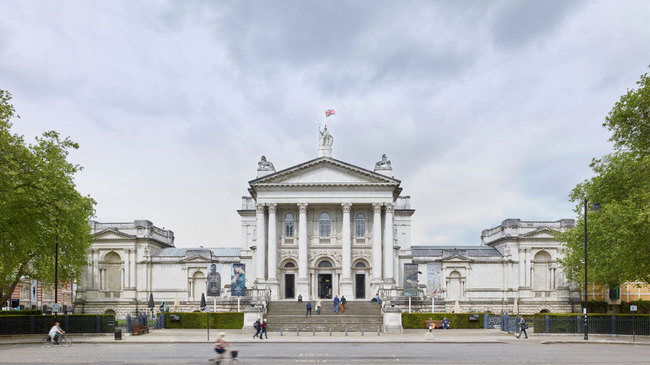 du lịch London - bảo tàng Tate Britain