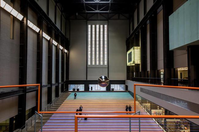 du lịch London - bảo tàng Tate Modern
