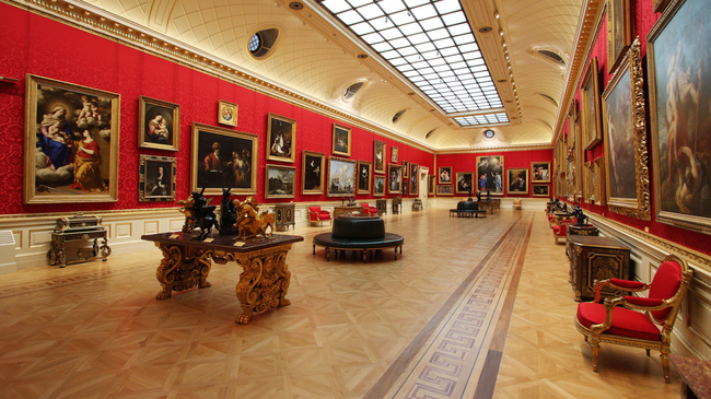 du lịch London - Wallace Collection
