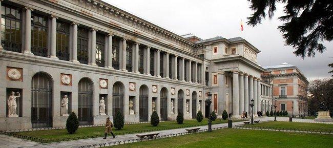 du lịch Madrid - Bảo tàng Prado