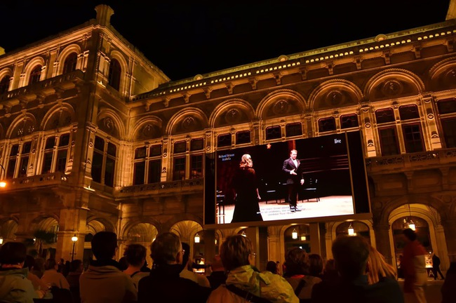 du lịch Vienna - Opera