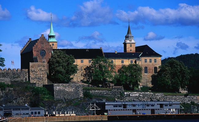 tour du lịch Bắc Âu - pháo đài Arkeshus