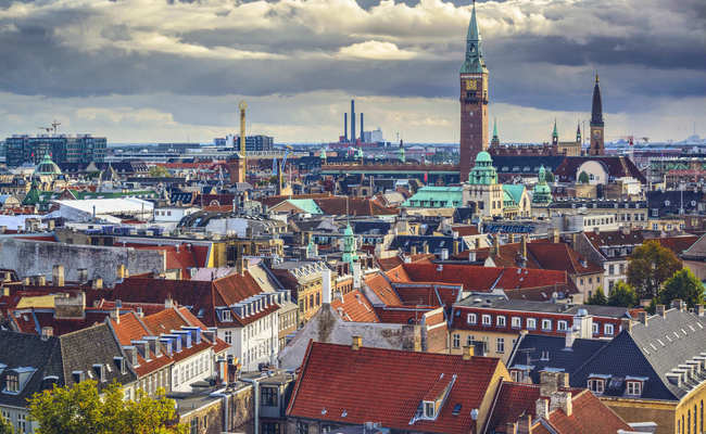 Tour du lịch Bắc Âu - Copenhagen