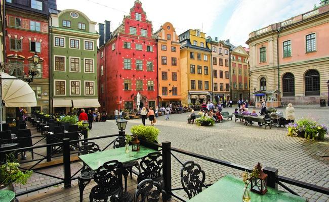 tour du lịch Bắc Âu - Gamla Stan
