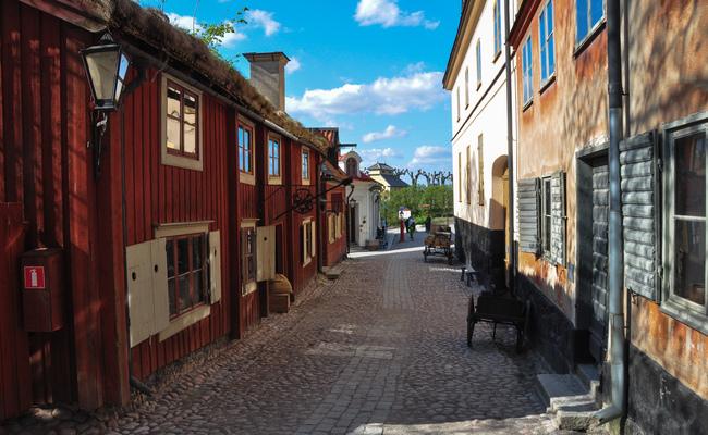 tour du lịch Bắc Âu - bảo tàng Skansen