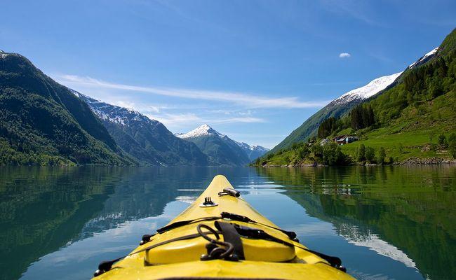 tour du lịch Bắc Âu - Sognefjord