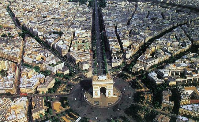 Thành phố Paris - du lịch Paris 3 ngày tự túc nên đi đâu ?