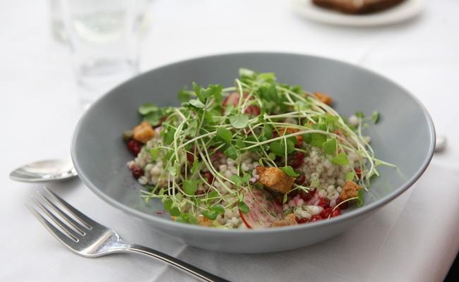 Đan Mạch nổi tiếng về gì - ẩm thực hiện đại