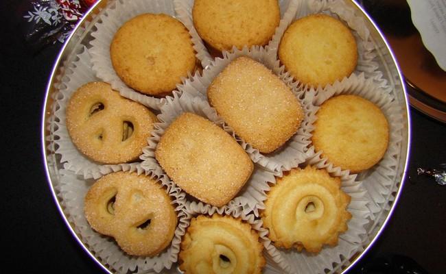 Đan Mạch nổi tiếng với những gì - bánh quy bơ