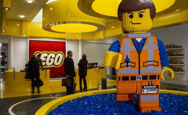 Đan Mạch nổi tiếng với gì - Lego