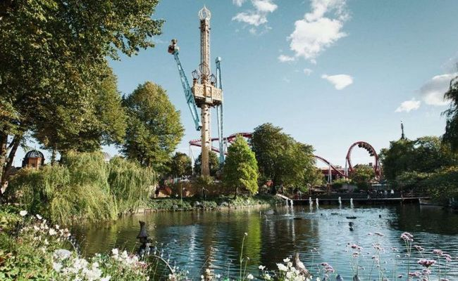 Đan Mạch có gì nổi tiếng - Vườn Tivoli