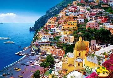 10 khung cảnh đẹp đến nao lòng tại đất nước Ý