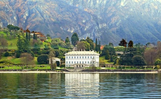 đất nước Ý - hồ Como