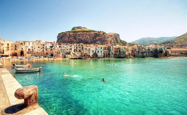 đất nước Ý - đảo Sicily