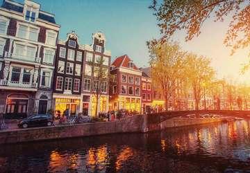 Khám phá Hà Lan – quê hương xinh đẹp của những chiếc cối xay gió