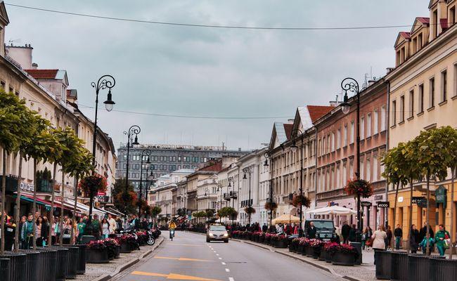 kinh nghiệm du lịch Warsaw - Royal Route