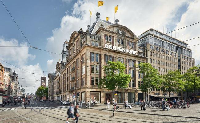 thành phố Amsterdam - mua sắm