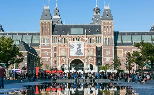 thành phố Amsterdam - Rijksmuseum