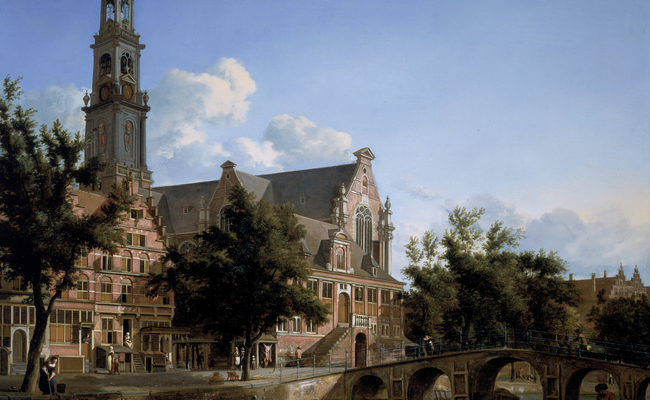 thành phố Amsterdam - Westerkerk