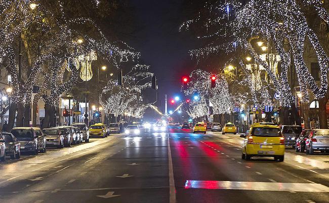 thành phố Budapest - đại lộ Andrássy
