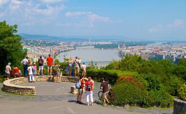 thành phố Budapest - Citadella