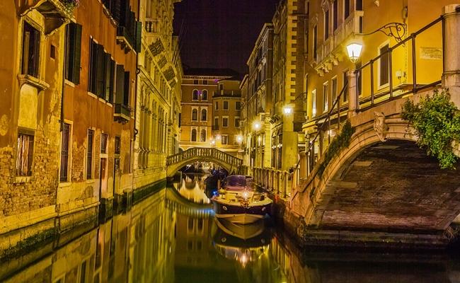 Venice một đêm mùa hè