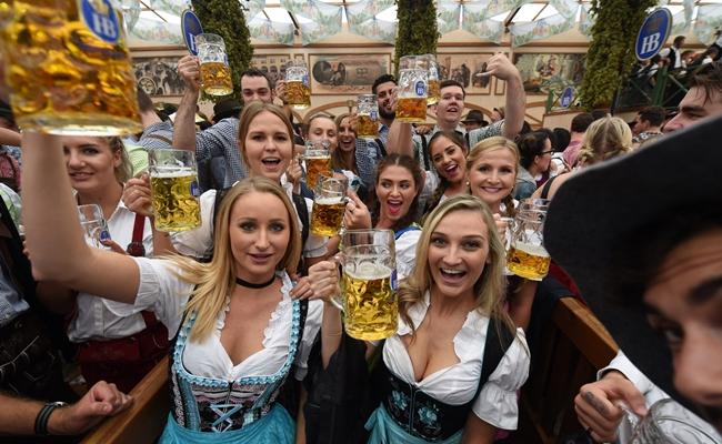 Lễ hội Oktoberfest tại Đức