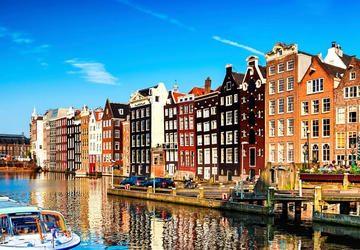CHỌN NGAY 5 nơi ở sau nếu bạn thực sự muốn đi du lịch amsterdam giá rẻ