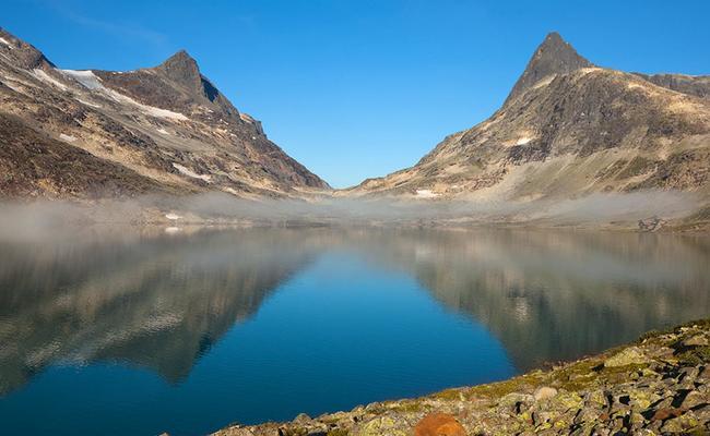 du lịch bắc âu tự túc - Jotunheimen