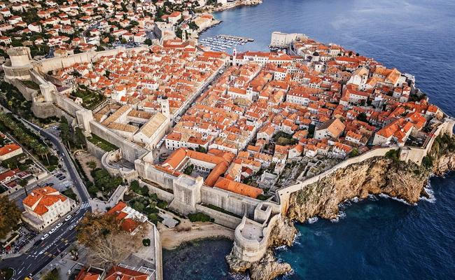 du lịch croatia tự túc - dubrovnik