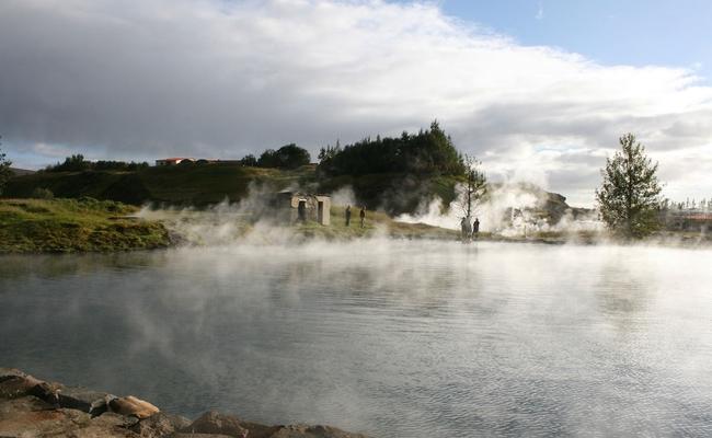 du lịch iceland giá rẻ - suối nước nóng
