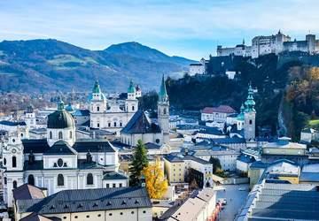5 trải nghiệm miễn phí chỉ ai đi du lịch Salzburg tự túc mới biết.